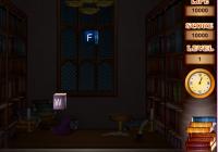 La bibliothèque : magical library