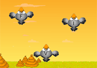 taper au clavier : les oiseaux