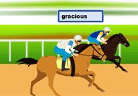 Course de chevaux : tape vite