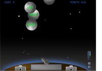 Détruit les astéroïdes